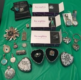 Sterling Silver, Brighton, Watches
