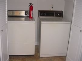 Very nice washer and dryer
