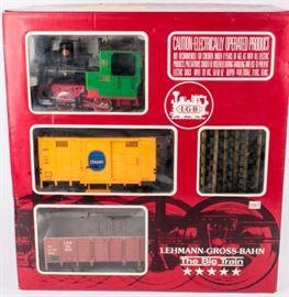 "Lot 259 - Lehmann Gross Bahn ""The Big Train"" Set 20401 US"
