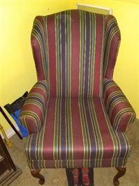 Vintage multicolor armchair