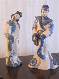 Kay Finch Figurines.