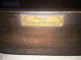Wurlitzer Baby grand