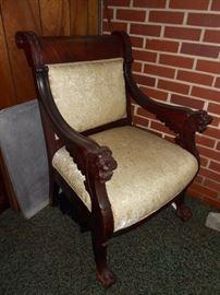matching arm chair