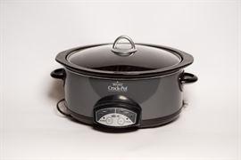 Seven Quart Crock Pot