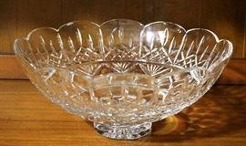 Nice large Waterford bowl w/ box