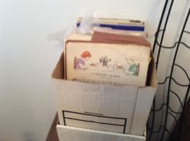 VINTAGE AND ANTIQUE CHILDRENS BOOKS