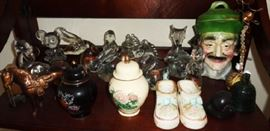 "Vintage ""Smalls"", Many with an ""Owl"" Theme"