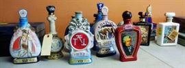 1970s Liquor Decanters