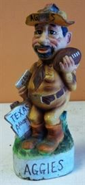 1972 Texas A&M Aggies Football Decanter