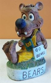 1972 Baylor Bears Football Decanter