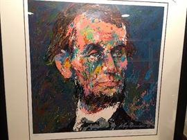 Leroy Neiman seriograph. Numer 3 of 750