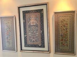 Framed Tapestries
