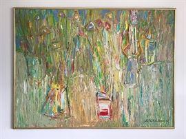 Cuban Artist Julio Antonio