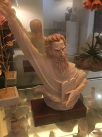 Moses Figurine by Cybis