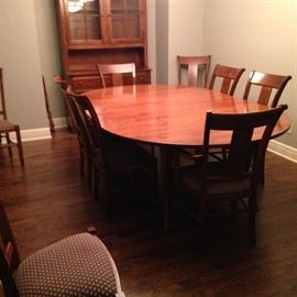 Nichols and Stone Dining Table