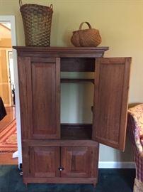 Pine Kentucky cupboard