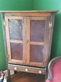 antique pie safe