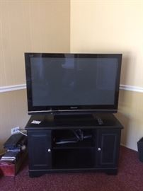 Tv, DVD player and Media stand :)