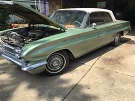 1962 Buick Skylark drive it anywhere