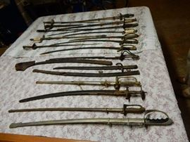 SWORD COLLECTION