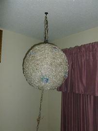 MCM Fiberglass String lamp