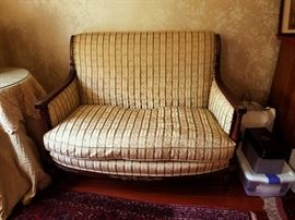 Charming settee