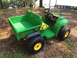 Peg Perego John Deere Ride-On