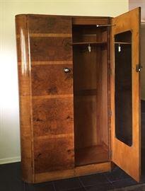 Deco Wardrobe Interior