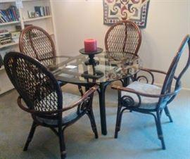 Ratan Dining set