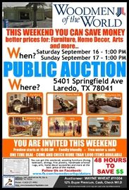 Laredo Sept Flyer