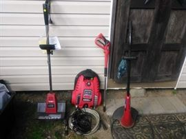 Power Yard Tools!