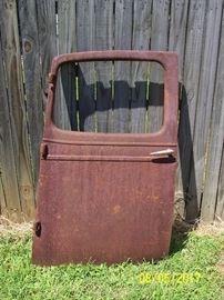 1934 Chevy 1.5 Ton pickup- left door- Right door is also offered.