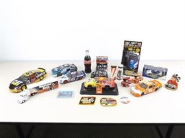 Large Lot of NASCAR Collectibles