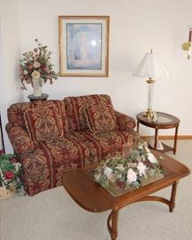 Sofa Love Seat Coffee / End Table & More