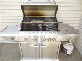 Large Gas Grill