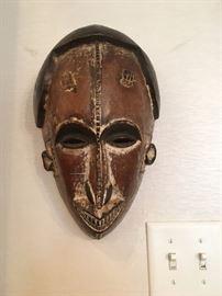 Igbo Tribal Mask ( West Africa)