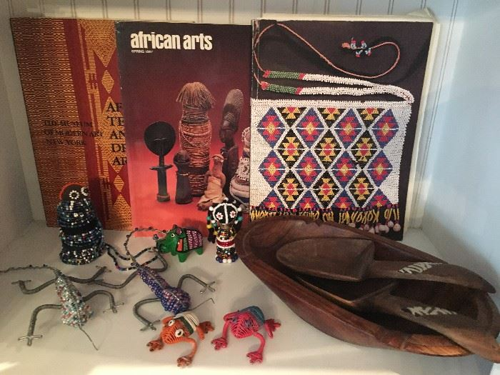 African Art and Curiosities