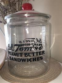 Mint Condition Antique Glass Jar