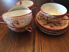 Antique Asian Porcelain China