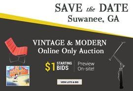 Suwanee Estate Sale & Online Auction by Peachtree & Bennett
