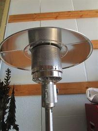 Deck Heater