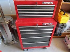 Craftsman Rolling Tool Cabinet