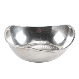 Mexican Sterling Silver Bowl