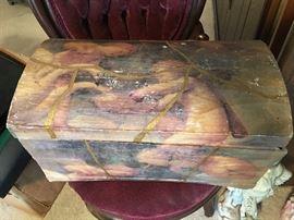 Wooden Box (vintage)