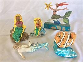 Mermaid Art.