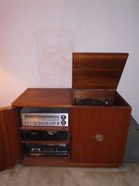Wheater Retro Stereo Asian Luck