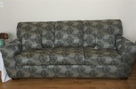 contemporary sofa - new
