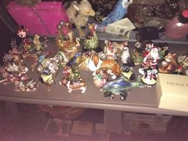 Loads of Figurines