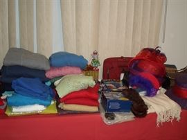 Assorted Women's Sweaters and Other Items
