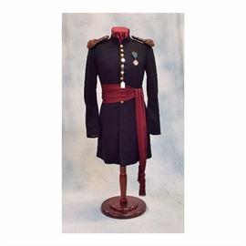 Civil War Frock Coat